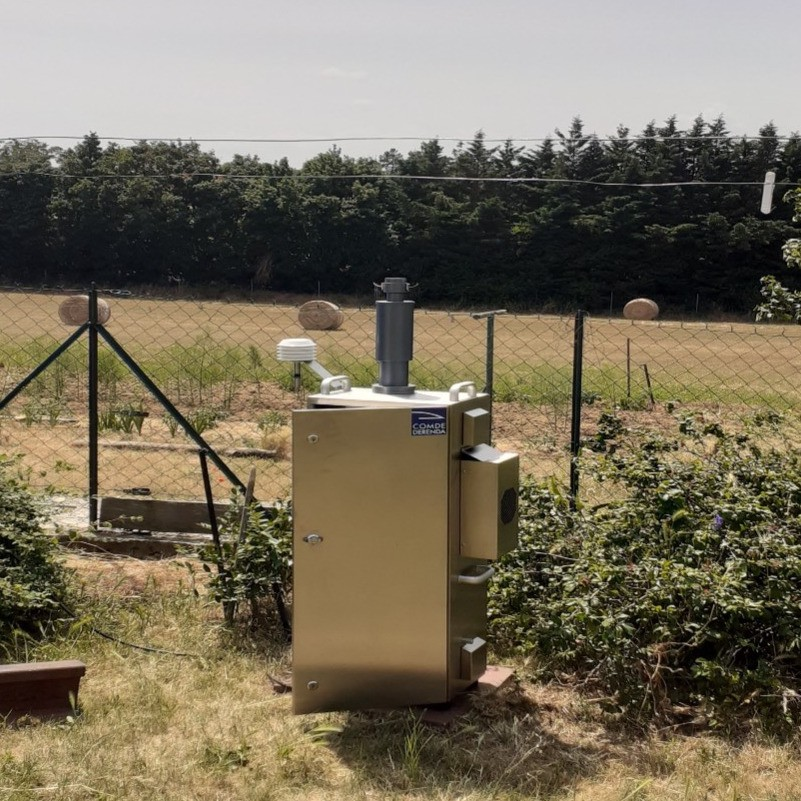 Automatic Sampling System for fine particulate matter