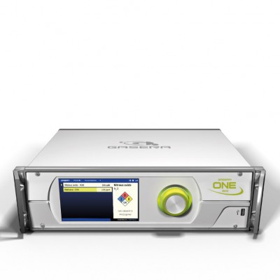 Monitoring low levels of formaldehyde in ambient air
